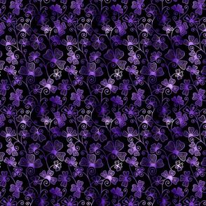 Moody Purple Henna Drum