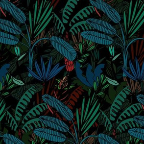 Deep tropics