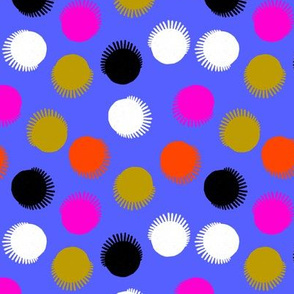 Spiky Dots No. 1