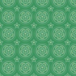 Parol Hanging Ornament (Green)