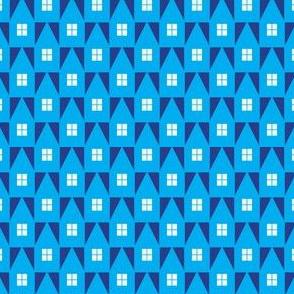 Little boxes_blue_©Solvejg Makaretz