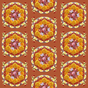 flower mosaic3