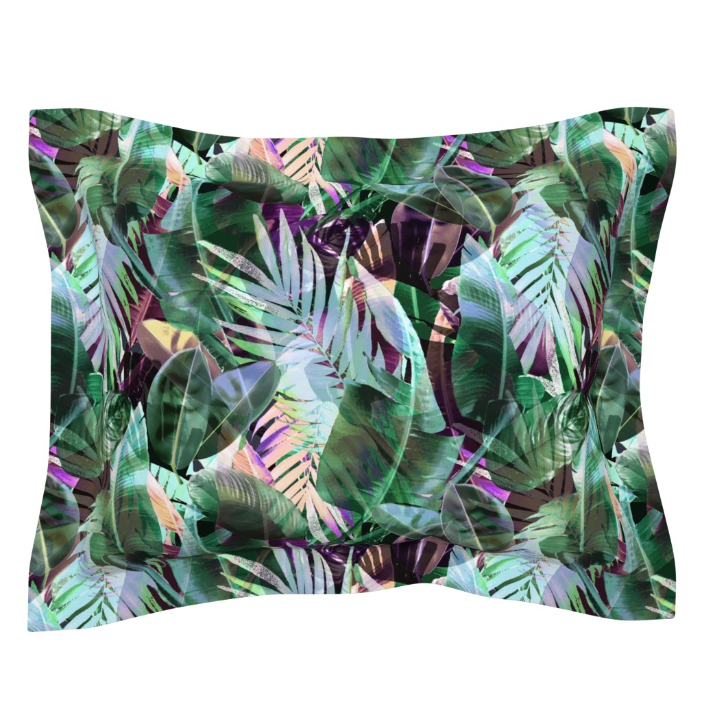Sebright Pillow Sham featuring TheBohemianParadise by susanna_nousiainen