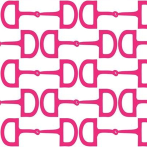 Snaffle Bits Pink