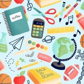 Back to School by Angel Gerardo