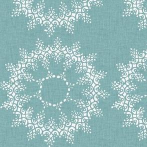 Blue Lace Circles P26a1