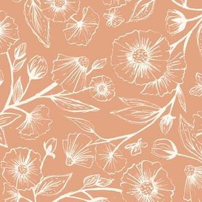 Sketchy Anemones - Coral