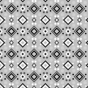 Diamonds and Dots
