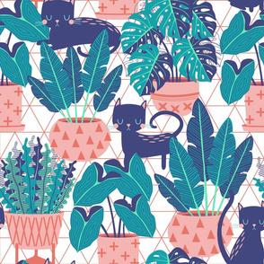 Bohemian Jungle Cat
