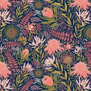 Protea Garden 1.5 Small Print