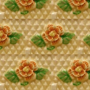 Japanese Porcelain Flowers