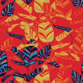 Tropical Boho
