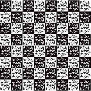 Teeny Tiny checkerboard Kites