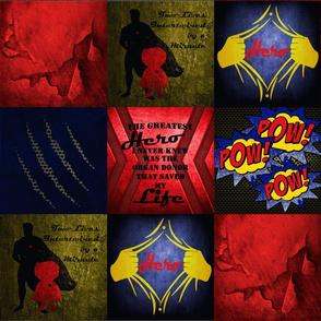 Superhero Organ Donor