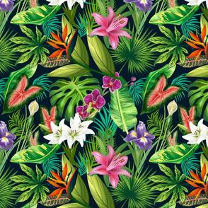 Tropical Lush Sanctuary, A Bohemian Paradise