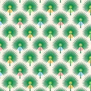 Fan Palm Leaves - Small