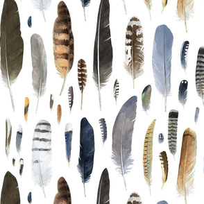 Feather mix (large)