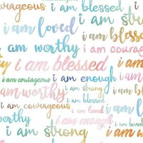 I am... EVERYTHING