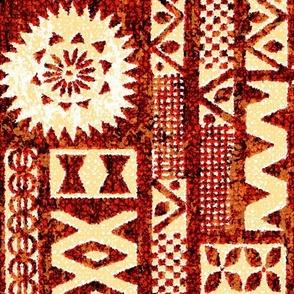 Fijian Tapa 7a