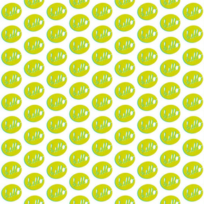 wordy: hello lime green