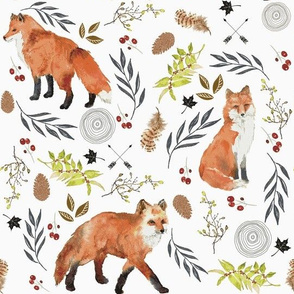 """FOX FOREST 4"""""""