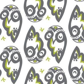 Sleeping Owl 2