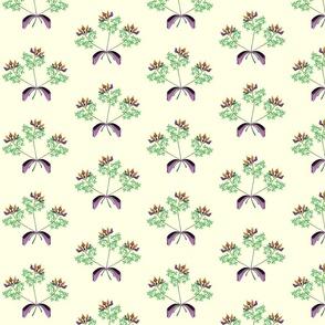 tres fleurs