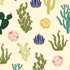 Modernism Cactus