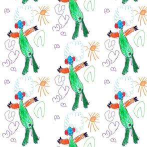 Dessin enfantin  - My child's drawing