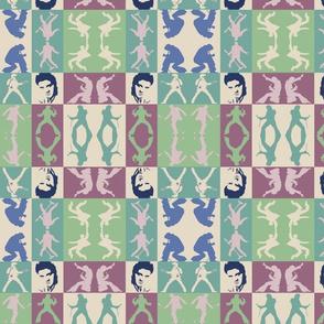Elvis Presley Collage