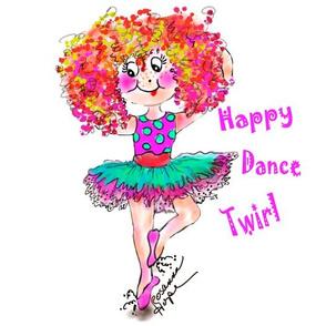 Sophia Ballerina Dance and Twirl