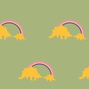 Spike Tail Rainbow