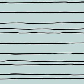 Minimal strokes  irregular stripes abstract lines geometric spring mint green