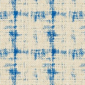 VINTAGE FRENCH WOVEN