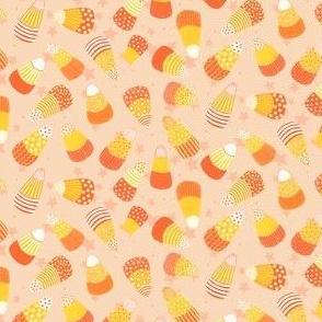 Candy Corn on stars
