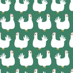 Simple Chicken | Green