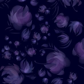 Floral Fantasy Jumbo Moody