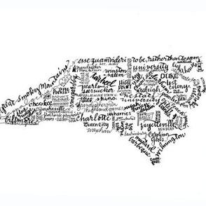 North Carolina Lettered State
