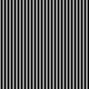 black and grey skinny stripe vertical