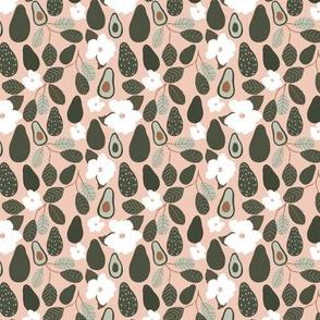 Avocado Blossoms Small