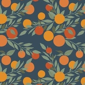 Navy TANGERINE Medium