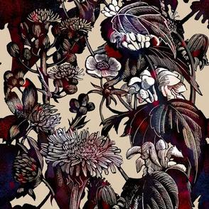 Flora Melancholia - bone