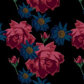 Moody Roses
