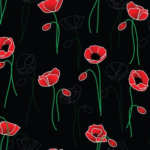 Poppin' Poppies