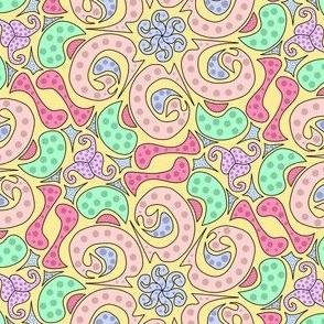 Loopy Pastels