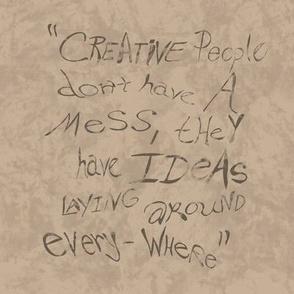 Creative Tan