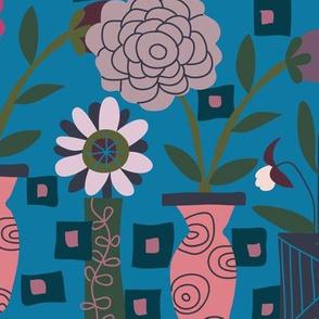 Moody Blooms_blue_©Solvejg Makaretz