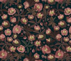 Moody helleborus | blush brown