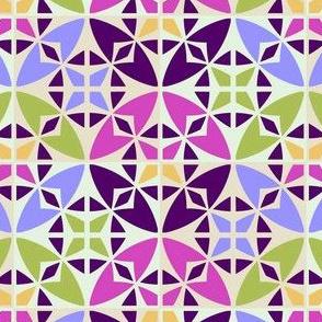 Islamic Arabesque Pattern Fabric