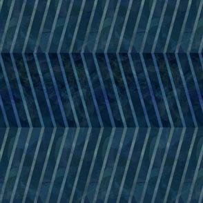 herringbone_aqua_navy_blue